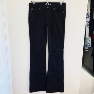 Just USA Bootcut Jeans, Black